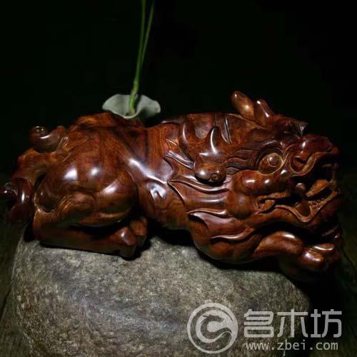 海南黄花梨工艺品 海黄摆件雕件 名木坊