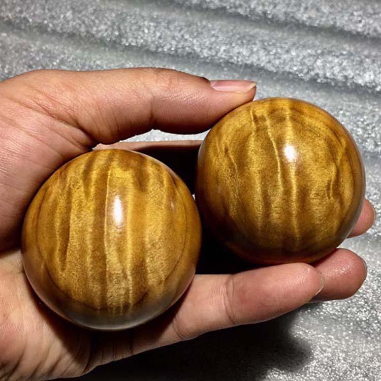 金丝楠木【保健球5.0】