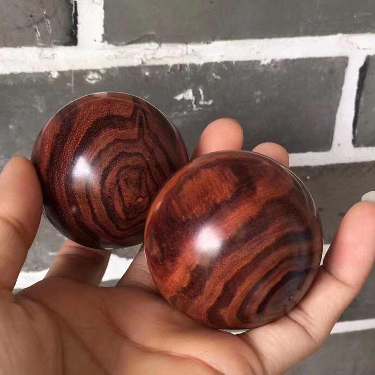海南黄花梨5.0保建球