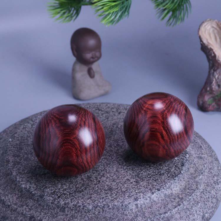 海黄紫油梨老料――保健球